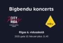 City Jazz Riga un skolas bigbenda koncerts