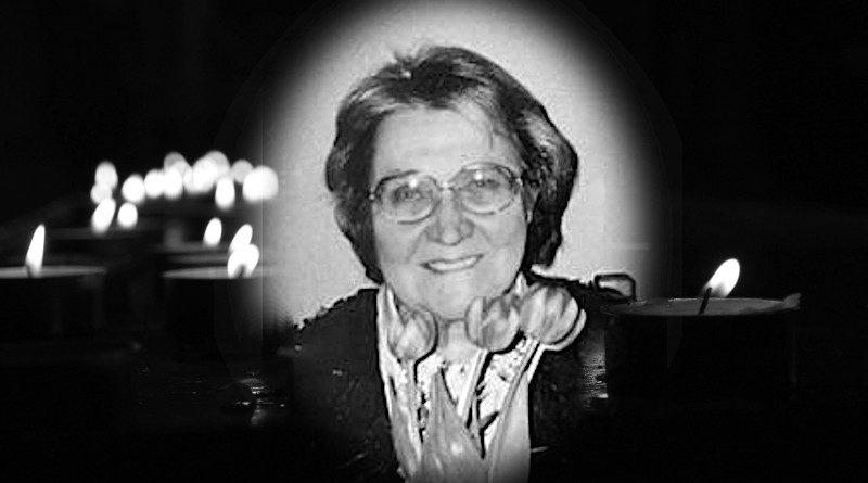 Atvadu vārdi skolotājai Andrai Gudrimovičai (09.12.1932.—09.05.2021.)